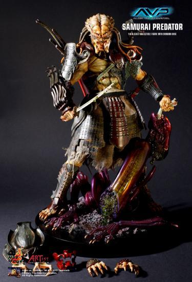 1/6th scale Berserker Predator Collectible Figure